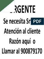 Anuncio Pedro