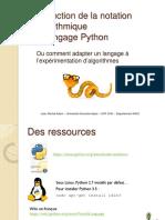 Not Ational Go Python