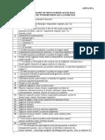 ANEXA 30 A - IMD Lista coduri servicii