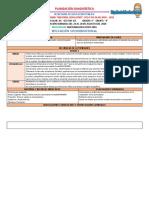PlaneacionDiagnosticaEducacionSocioemocional5toGradoMEX 2