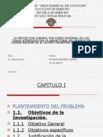 PROTECCION LABORAL POR FUERO MATERNAL EN LOS CASOS