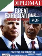 The Diplomat magazine cover