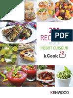 200 recettes pour cuiseur Cook