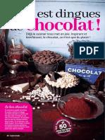 Dingue de chocolat