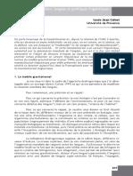 «Mondialisation, langues et politiques linguistiques»
