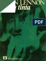 Lennon en Su Tinta - Lennon, John (1)