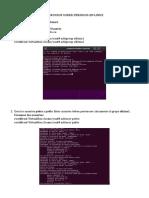Ubuntu  Practica3-1