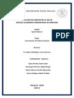Lineamientos de Política de Salud - GRUPO 2