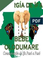 Ifa es el camino a Olodumare
