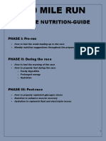 100 mile race nutrition guide finished