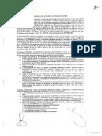 Contrato de extração calcario
