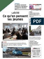 Journal Sud - Edition Lot Et Garonne - Lundi 5 Avril 2021