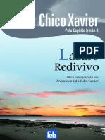 023 Lazaro Redivivo - Irmao X - Chico Xavier - Ano 1945