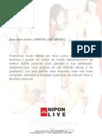 NIPON LIVE - SOLTEIRO