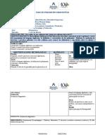 Plan Diagnóstico Secundaria