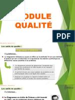 Support de cours - Qualité - Séance 4