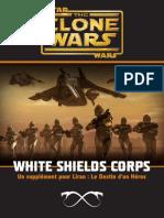 White Shields AdJ