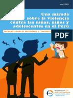 GIVNNA Brief Una Mirada Sobre Violencia a NNA Abril2021