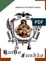 POLÍTICA AMBIENTAL DO BARDO FUNDÃO