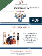 PPT LOS GRUPOS - DINAMICA DE GRUPOS