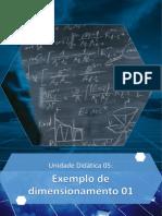 PDF 1 - Exemplo de dimensionamento 01