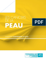 Brochure Peau
