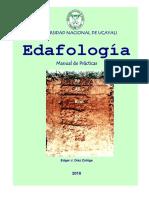 Manual de Practicas de Edafologia 2018