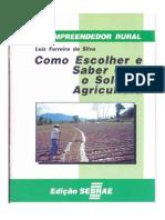 Como escolher e saber usar o solo na agricultura