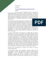 Artigo - PMO e a Cultura Organizacional
