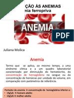 AULA  anemias ferropriva 10-9 (1)
