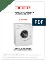 Jocel JLR013880 Washing Machine
