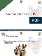 Animacion en El PDV