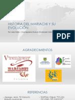 Historia del mariachi y su evolución