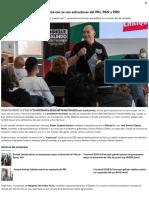 06.04.2021 Enrique Galindo Ceballos se reúne con se con estructuras del PRI, PAN y PRD