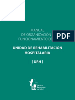 Manual de Organización y Funcionamiento de la URH