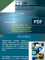 Documentoelectronico Derecho
