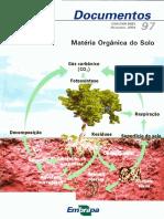 Matéria Orgânica do Solo