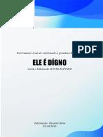 Partitura_Ele É Dígno(Davd Danner).PDF