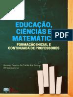 EDUCAÇÃO, CIÊNCIAS E MATEMÁTICA