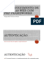 Desenvolvimento de Sistemas Web com PHP Frameworks - Aula 4 - 20191_ORIGINAL