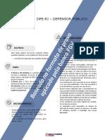 DPERJ-2-Simulado-Pos-Edital-Folha-de-Respostas