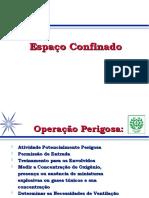 ESPAÇO CONFINADO..
