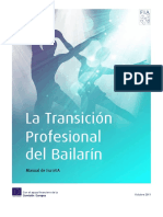 Reconversion Bailarin