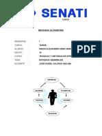 Actividad Entregable 1 Tecnicas y Metodos Senati