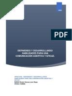 AP06 EV05 Definiendo y desarrollando habilidades para una comunicación asertiva y eficaz