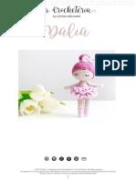 Bailarina DALIA.portugues PDF
