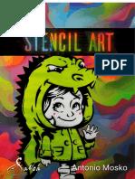 Apostila Stencil Art