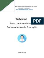 Tutorial - Portal de Atendimento