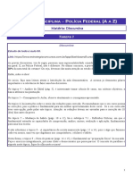 Trilha de Discursiva - PF (a a Z)