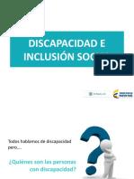 Presentación DEFENSORÍA Discapacidad